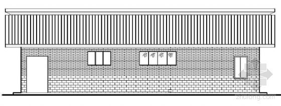 公厕园建施工详图