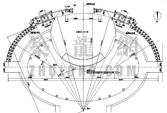 园林大门设计方案-3