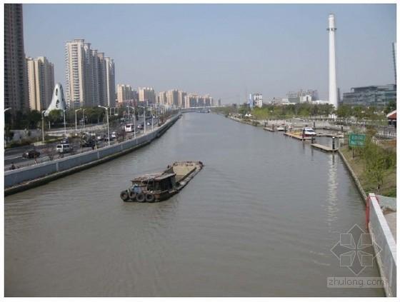 [上海]河道防汛墙加固和底泥疏浚工程施工组织设计(技术标)