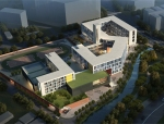 [深圳]市级高端现代风格小学建筑方案设计文本