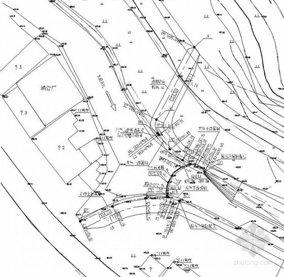 [四川]河道综合整治工程施工图(新建堤防 石河堰整治工程 取水泵站)