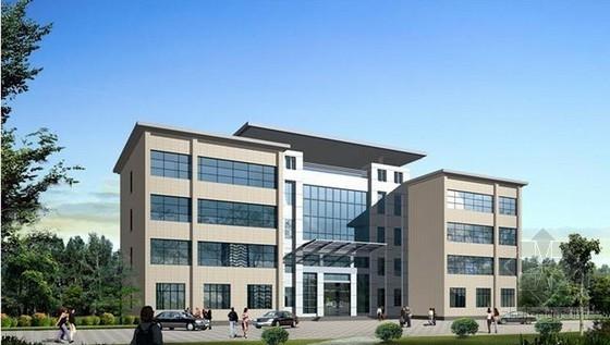 [毕业设计]吉林办公楼建筑工程量清单招标控制价编制(含综合单价分析)