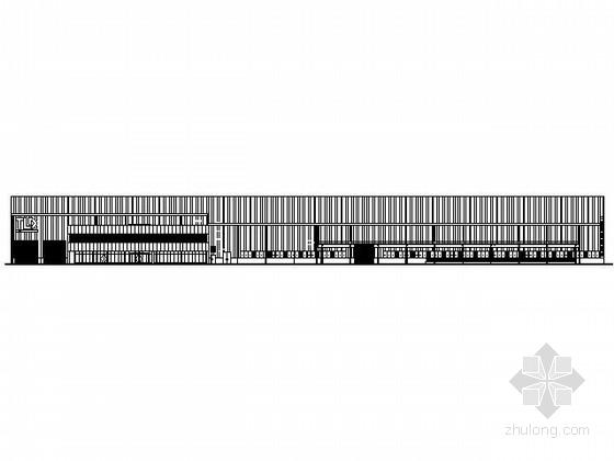 [江苏]无锡某工业用地厂房及办公用房建筑施工图