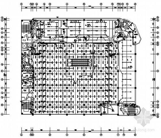 某十四层大型商场电气图纸