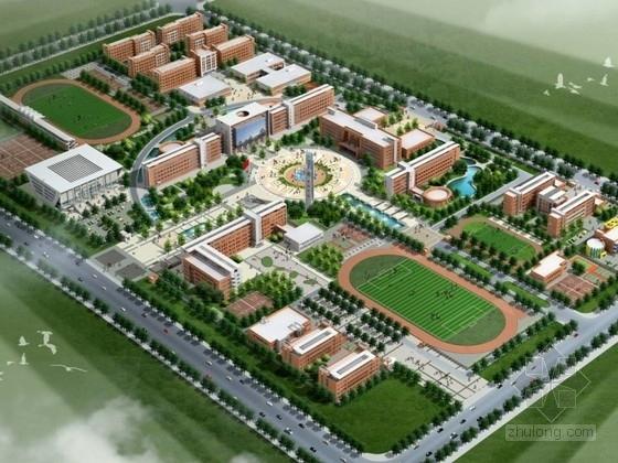[山东]某中学体育馆建筑设计方案文本(含ppt、cad)