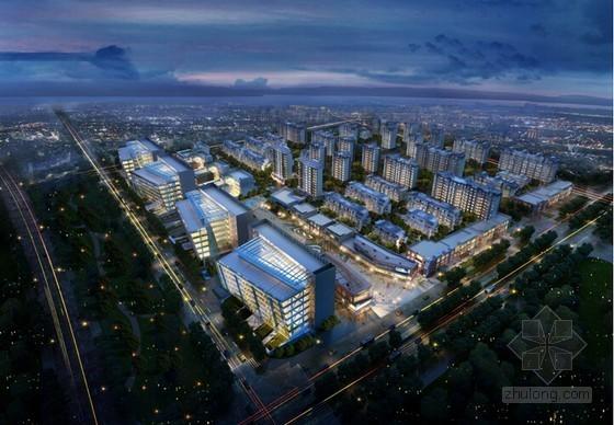 [上海]高层精品商务住宅综合体项目工程管理策划书