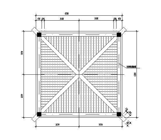 木榭详图-2