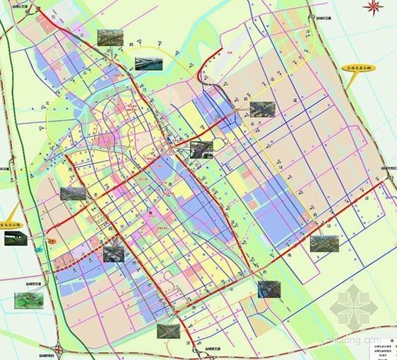 [江苏]城市高架式快速路网实施性施工组织设计127页(含互通匝道)