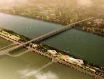 [广西]青年之舟沿江绿化区景观规划方案设计