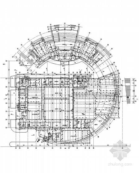 [江苏]某学院图书馆给排水施工图