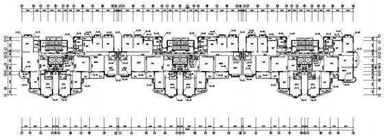 南昌某32层建筑给排水施工图