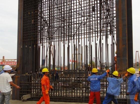 [浙江]65米深地下连续墙施工专项方案(含结构配筋图)