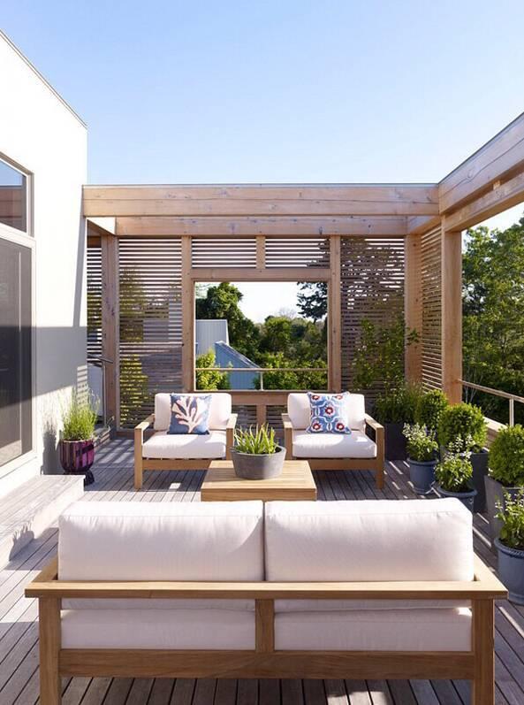 如果你家有个院子,请一定不要错过这些美出天外的设计_8