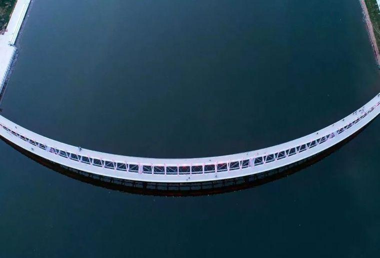 """太原""""汾河之冠""""人行景观桥,尽展结构技艺之美!_19"""