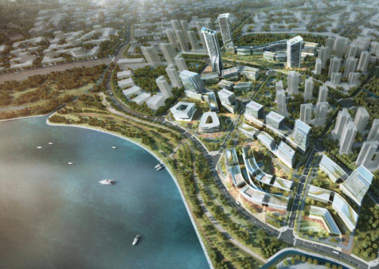 [广东]珠海华发高新区总部规划设计方案文本