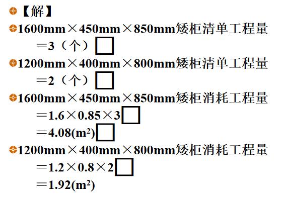装饰装修工程工程量清单编制讲义129页全_9