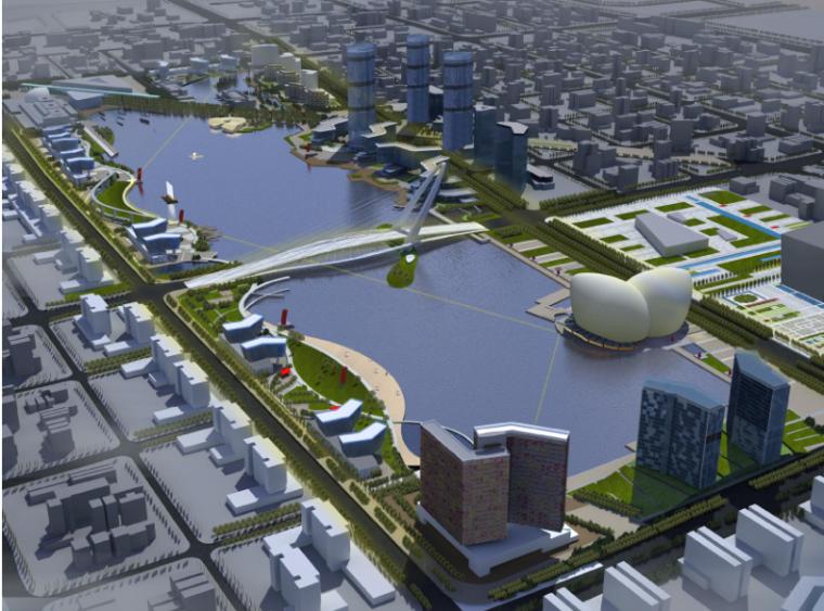 [浙江]某城市滨水湖生态景观规划设计文本(PDF+149页)