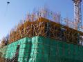 新型智能全钢爬架施工工法