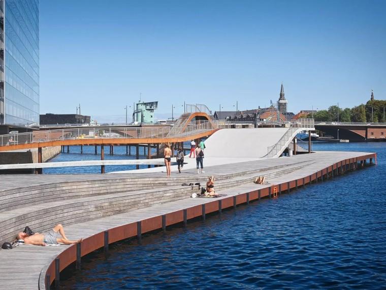 丹麦滨水空间