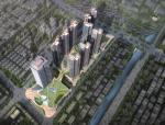 [深圳]西乡超高层商业综合体建筑设计方案文本