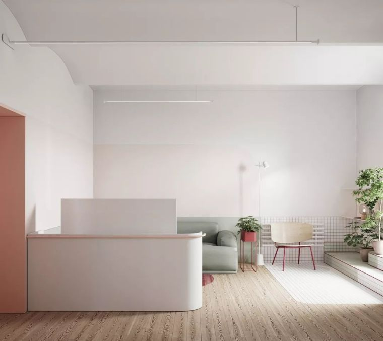 67m² 小家设计的太惊艳了,这个撞色我给100分!
