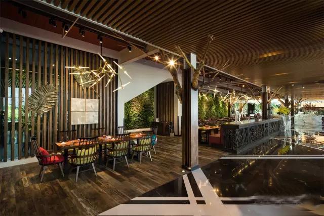 北京极富艺术感的树餐厅_4