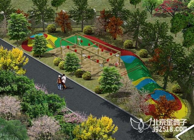 [分享]幼儿园户外活动场地设计,专业幼儿园设计公司图片