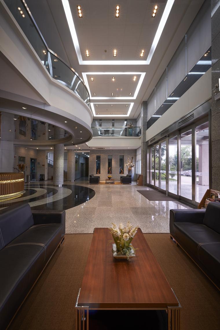 接待大厅-杰丽斯(广东)日用品有限公司研发大楼第1张图片