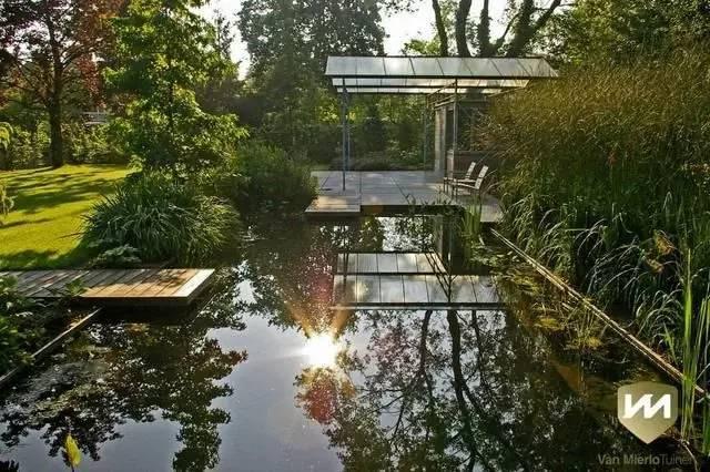 [干货]如何拥有自己的私家园林——庭院景观设计方法_35
