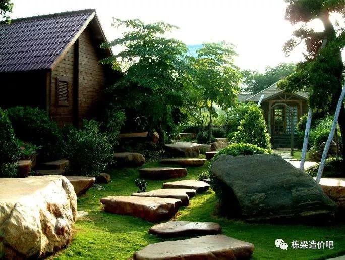 园林绿化工程造价(一)