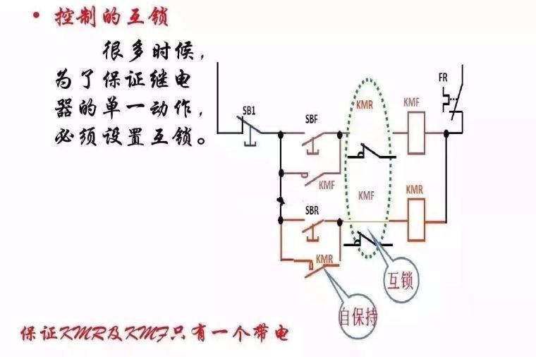 二次回路接线要求资料下载-电气二次回路看图口诀,这个你得记住!