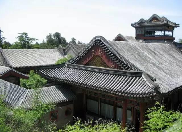 干货|中国古建筑的精髓所在_4