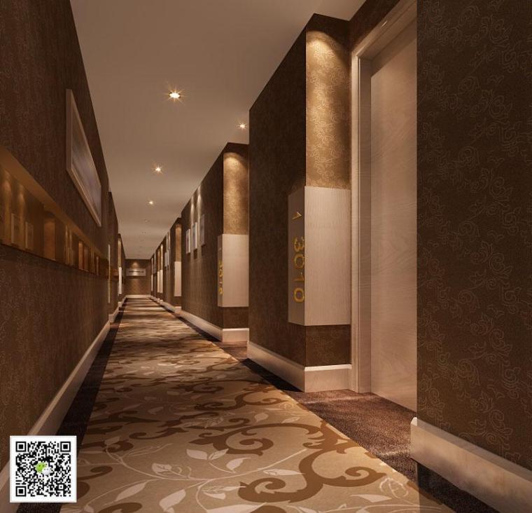 紫阁大酒店设计案例_5