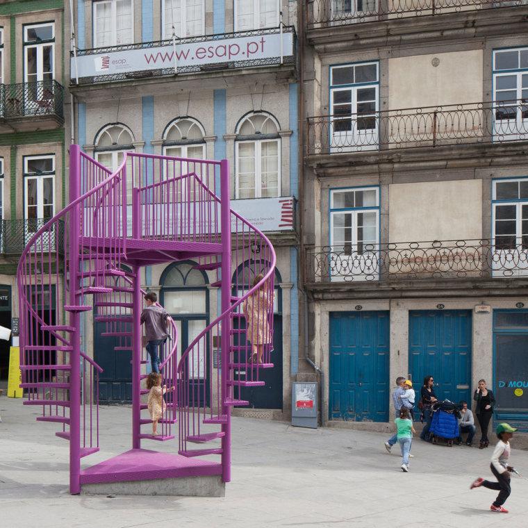 葡萄牙Tripod艺术装置_7