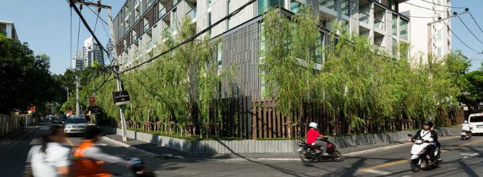 VIA49大楼公共景观——有趣的栅栏_3