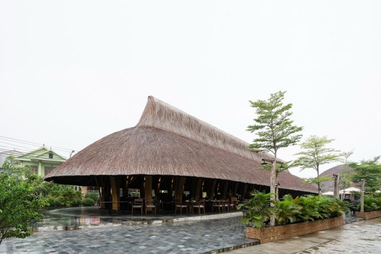 越南竹长屋餐厅