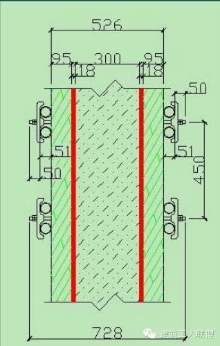 木工、架子工、材料用量算法,建筑行业人员必备。