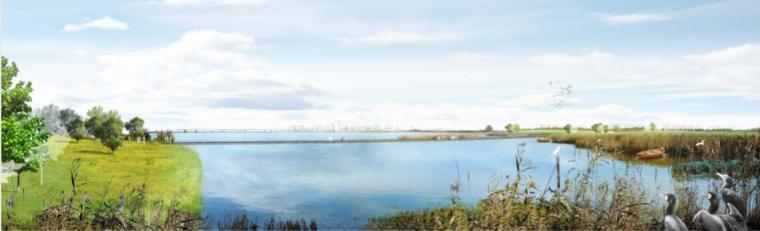 钱资湖景观概念规划设计方案文本-06科技滨湖先行区