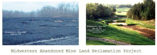 案例丨矿山生态恢复与景观创意_8