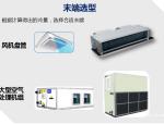 空调水系统选型步骤图文详解(末端、机组、管路、水泵、冷却塔)
