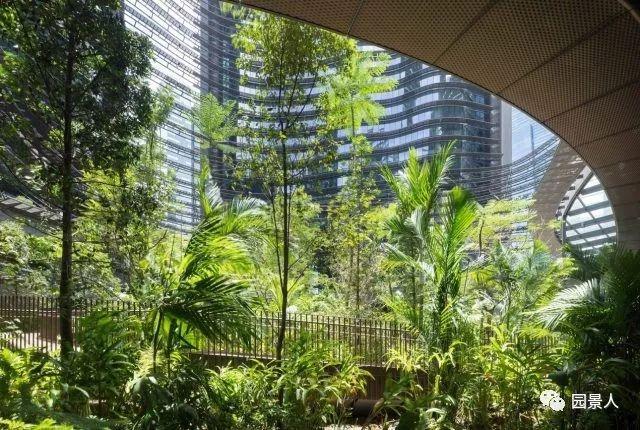 景观中庭,建筑群的心脏!_29