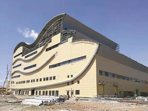 脱水固化处理资料下载-中国最大市政污泥处理项目正式投产