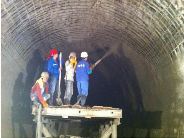 史上最全:隧道工程喷射混凝土施工技术