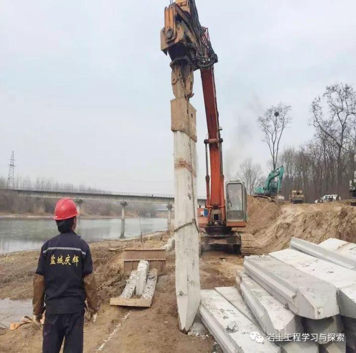 岩土工程中常用的混凝土预制桩,又有新进展!