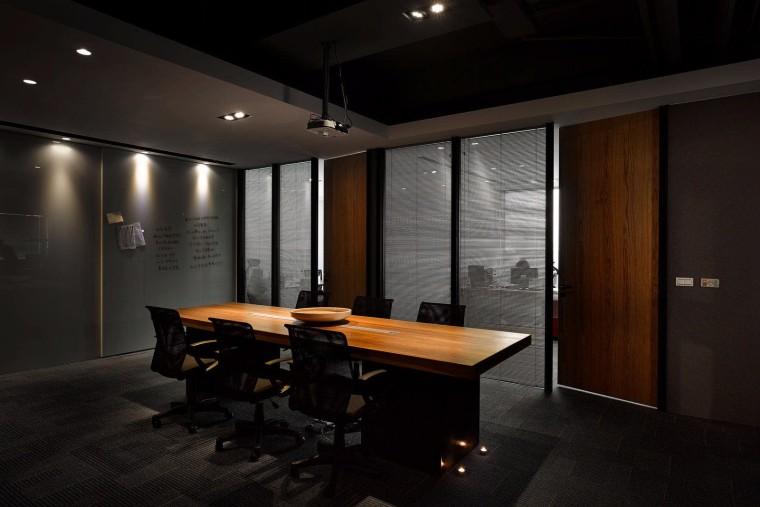 台湾电子科技公司办公室-10