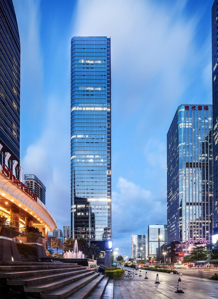 国际金融商务的皇庭大厦-7