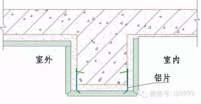 石材墙幕做法——详细节点图_15