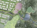 巴月荘生态公园设计