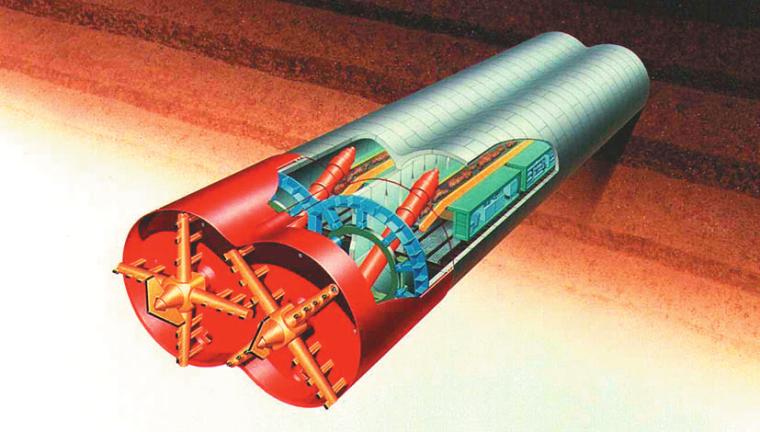 日本隧道与地下工程新技术(PPT,142页)