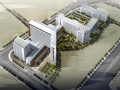 [福建]现代风模块化人民医院设计方案